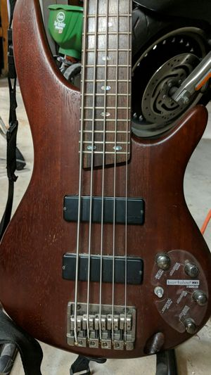 Ibanez SR505 5 String Electric Bass Guitar for Sale in Southampton, PA