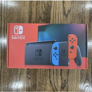Nintendo Switch Console BRAND NEW for Sale in Oak Park, MI