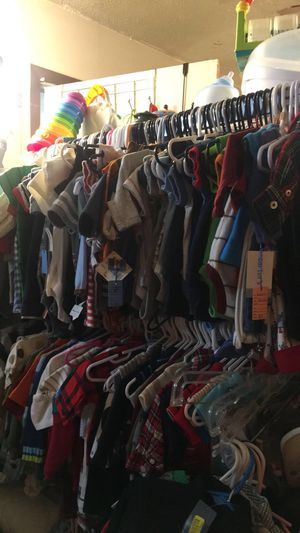 Baby boy and girls clothes and shoes! for Sale in Austin, TX