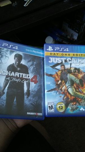 PS4 games for Sale in Hawthorne, CA