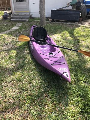 11 foot Emotion Exhilarator kayak for Sale in San Antonio, TX