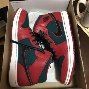 Rare Jordan 1 size 12 worn 2 times in like new condition $180 obo for Sale in Los Angeles, CA
