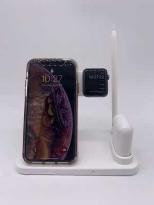 Four in 1 wireless charger for Sale in Las Vegas, NV