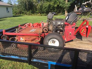 52 inch Ride Behind Mower for Sale in Herndon, VA