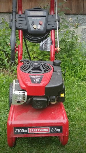 Craftsman pressure washer for Sale in Watertown, MA