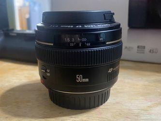 Canon 50mm 1.4 for Sale in Compton,  CA