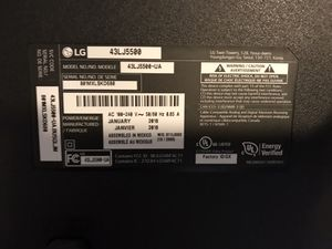 "43"" smart TV for Sale in Tempe, AZ"