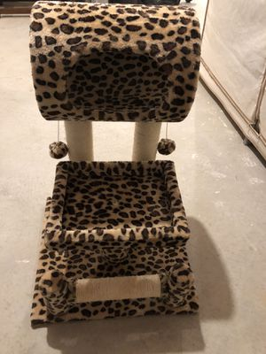 Cat tree for Sale in Groveland, MA