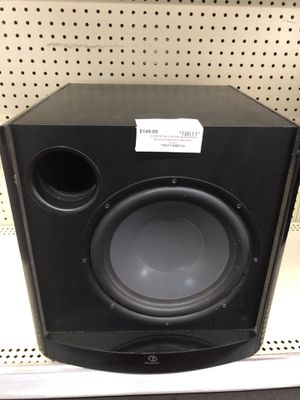 """Boston Acoustic Powered Subwoofer 10"""" for Sale in Willoughby, OH"""