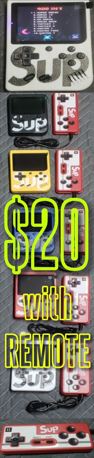 ☆ GameBoy ☆ 5 colors available ☆$20☆ for Sale in City of Industry, CA