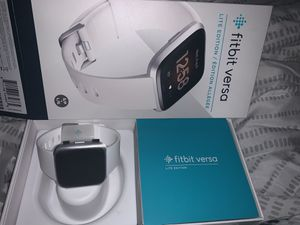 Brand new never used at all Fitbit versa lite for Sale in North Chesterfield, VA