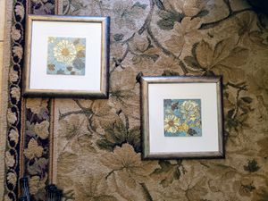 Flower pictures / home decor for Sale in Pittsburgh, PA