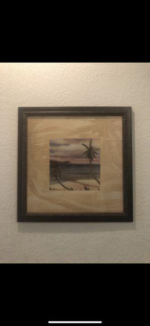 Decor frame for Sale in Coconut Creek, FL