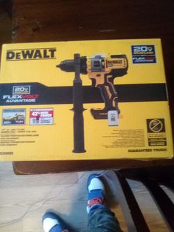 Dewalt 20v hammer/drill driver tool only for Sale in BRECKNRDG HLS,  MO