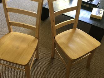 Vintage Schoolhouse Chairs for Sale in Seattle,  WA