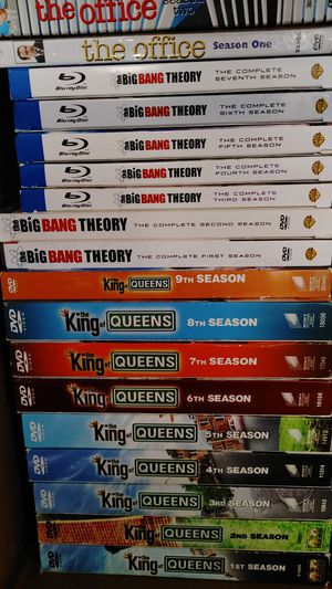Blu-Ray, 3D, DVD movie collection -$200 for Sale in Golden, CO