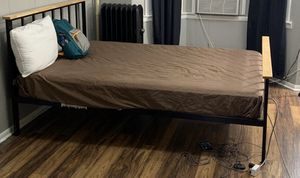 Bed frame for sale.. new for Sale in Newark, NJ