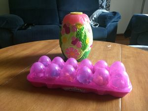 Hatchimals and egg house for Sale in Happy Valley, OR