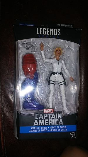 Marvel captain America Legend series agent of Shields for Sale in Miami, FL
