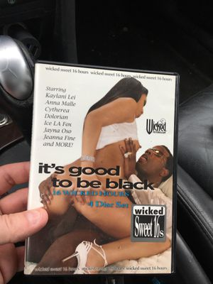 Like new it's good to be black adult film for Sale in St. Louis, MO