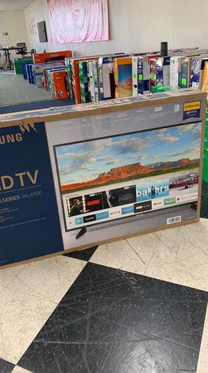 Samsung TV television is brand new with one year warranty!! Open Box! 50 inch RO for Sale in Fort Worth, TX