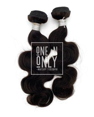 Mongolian 9A Body Wave 14 inch 2pcs for Sale in Chamblee, GA