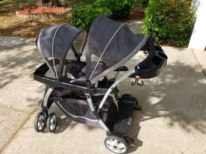 Graco Double Stroller for Sale in Simpsonville, SC