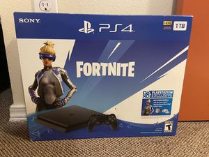 Sony PlayStation 4 PS4 Slim 1TB for Sale in Seattle, WA