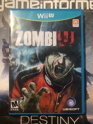 Zombi U Nintendo Wii U for Sale in Hialeah, FL