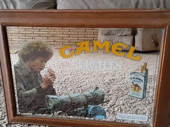 Camel Lighted Mirror for Sale in Roseville,  MI