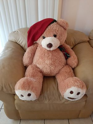 4 FT. Tall Huge Teddy Bear for Sale in Georgetown, DE