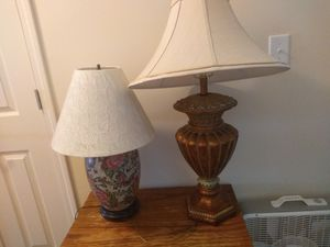 Heavy duty wood and glass-household items for Sale in Evansville, IN