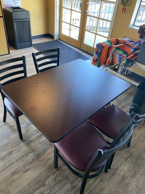 Commercial restaurant tables for Sale in Roseville, CA