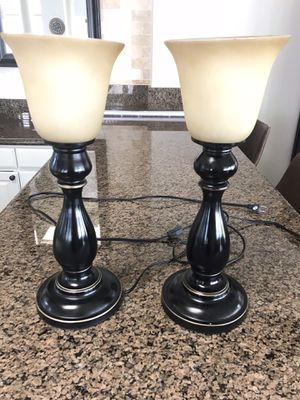 Pair of table lamps for Sale in Phoenix, AZ