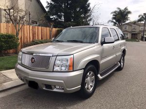 2004 Cadillac Escalade for Sale in Modesto, CA