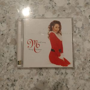 Cd Mariah Carey Title Merry Christmas for Sale in Manorville, NY