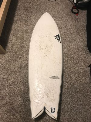 """5'5"""" 29.3 L Go Fish surfboard for Sale in San Diego, CA"""