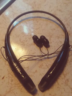 Lg Bluetooth Headset for Sale in Aliquippa, PA