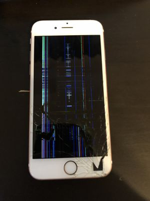 iPhone 6s- Broken Screen for Sale in Berkeley, CA