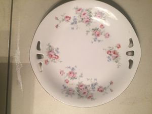 German fine China antique serving dish for Sale in WLKS BARR Township, PA