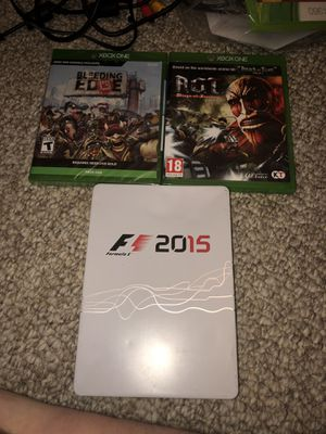 Xbox one games for Sale in Arlington, TX