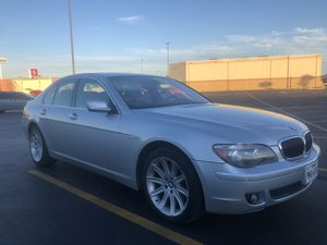 2006 Bmw 750 i for Sale in San Antonio, TX