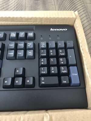 Wired computer keyboard for Sale in Santa Ana, CA