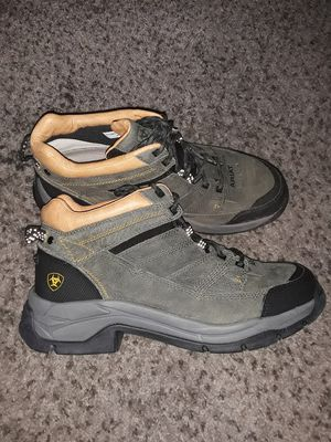 Brand New Mens Hiking Work boots Botas ARIAT Size 10 for Sale in Scottsdale, AZ