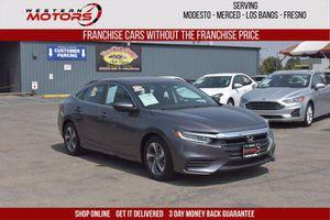 2019 Honda Insight for Sale in Los Banos, CA