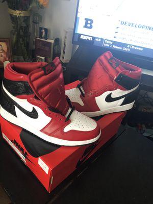 """Air Jordan 1s OG High """"Satin"""" snake skin for Sale in The Bronx, NY"""