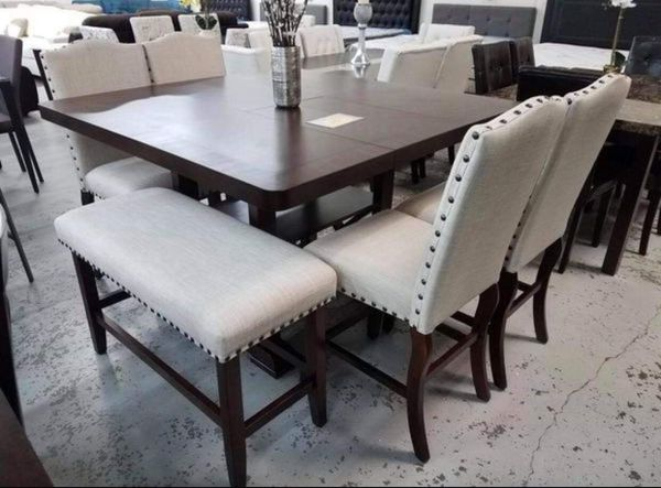 6 pc table set