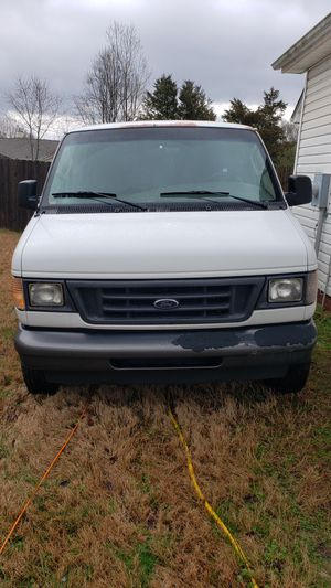 2003 Ford E-250 for Sale in Taylors, SC