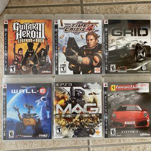 Video Games, Varied for Sale in Miami, FL