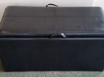 Ottoman with Storage and Table Top for Sale in Portland,  OR